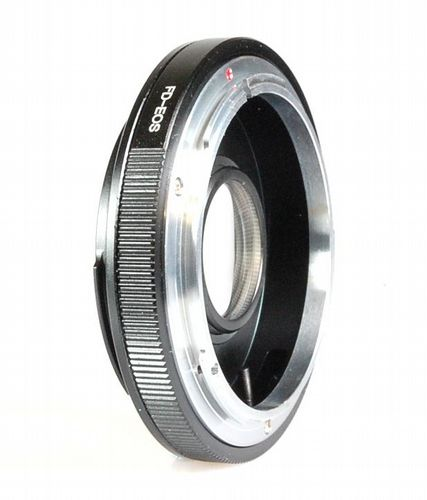 Canon FD Lens to EOS Adaptor - Canon FD Lens to Canon EOS Camera Adaptor
